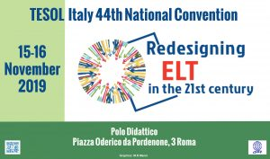 TESOL Italy 44th National Convention @ Polo Didattico | Roma | Lazio | Italia